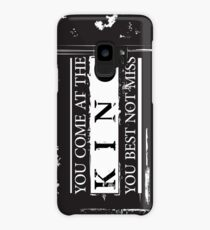 """""""You Come at the King, You Best Not Miss"""" - The Wire (Dark) Case/Skin for Samsung Galaxy"""