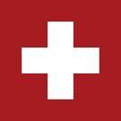 «Swiss Cross Red» de La Chic