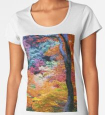 Magical Autumn Women's Premium T-Shirt