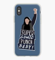 Super Sonic Punch - Cisco iPhone Case