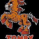 Zomby Pony by MonkeyManLabs