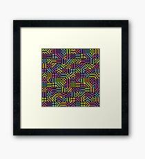 <<Hippy>> [formula] Framed Print