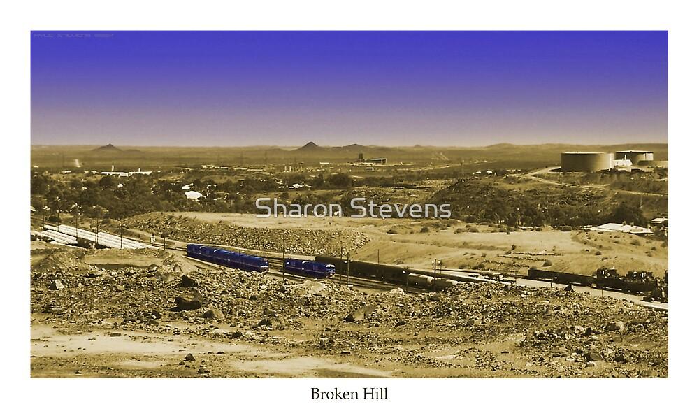 Broken Hill by Sharon Stevens