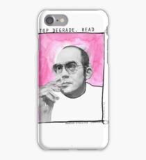 Hunter Thompson iPhone Case/Skin
