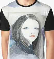 Embracing A Misty Morning Graphic T-Shirt
