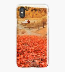 Season of Emotions iPhone Case/Skin