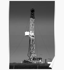 Drilling Poster
