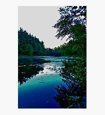 Holt Pond Photographic Print