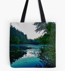 Holt Pond Tote Bag