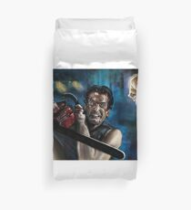 Dead By Dawn Duvet Cover