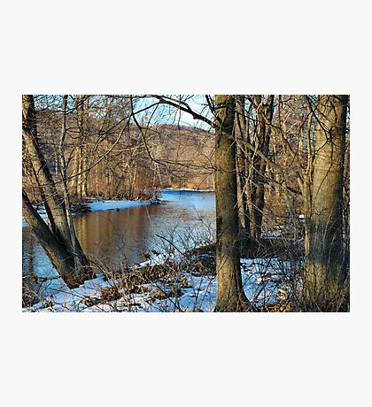 Ramapo River Photographic Print
