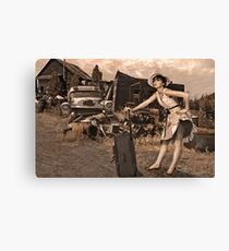 Leaving Home 4 good..... Canvas Print