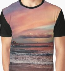 Tarragona evening Graphic T-Shirt