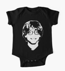 Young Bill Gates One Piece - Short Sleeve