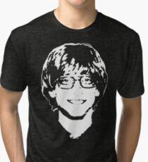 Young Bill Gates Tri-blend T-Shirt