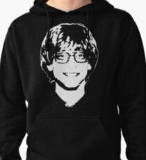 Young Bill Gates Pullover Hoodie