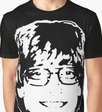 Young Bill Gates Graphic T-Shirt