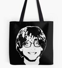 Young Bill Gates Tote Bag