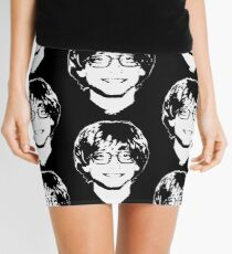 Young Bill Gates Mini Skirt