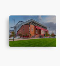 Anfield - The New Main Stand Canvas Print