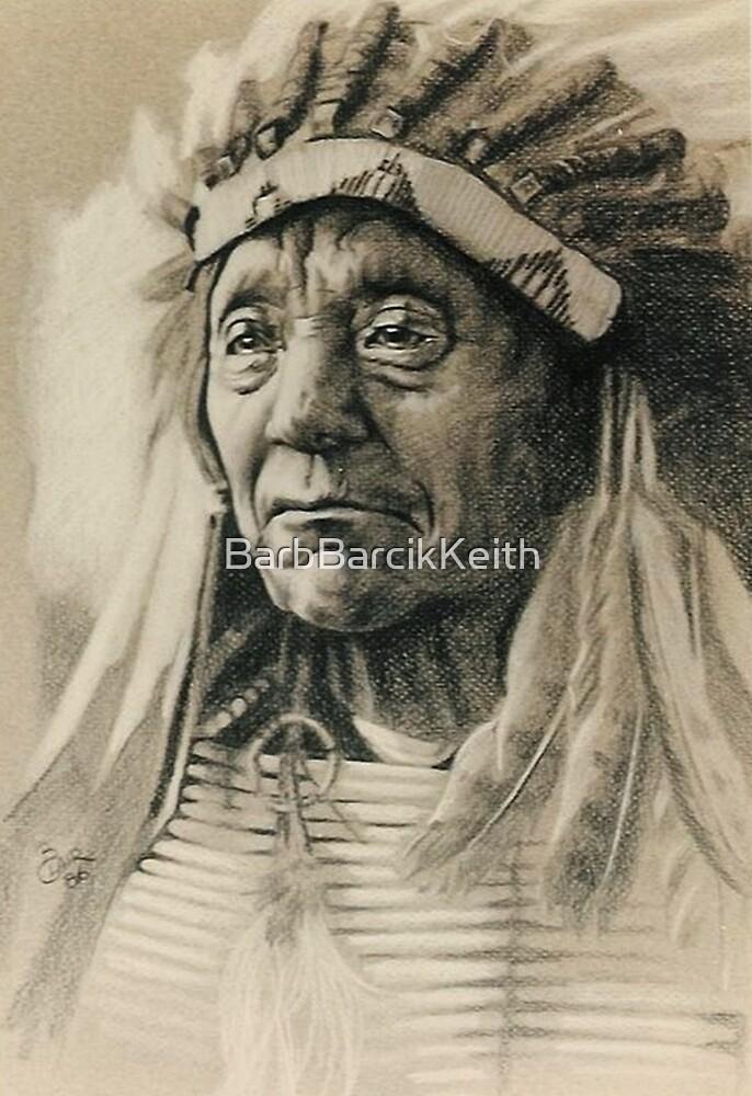 Elder Statesman by BarbBarcikKeith