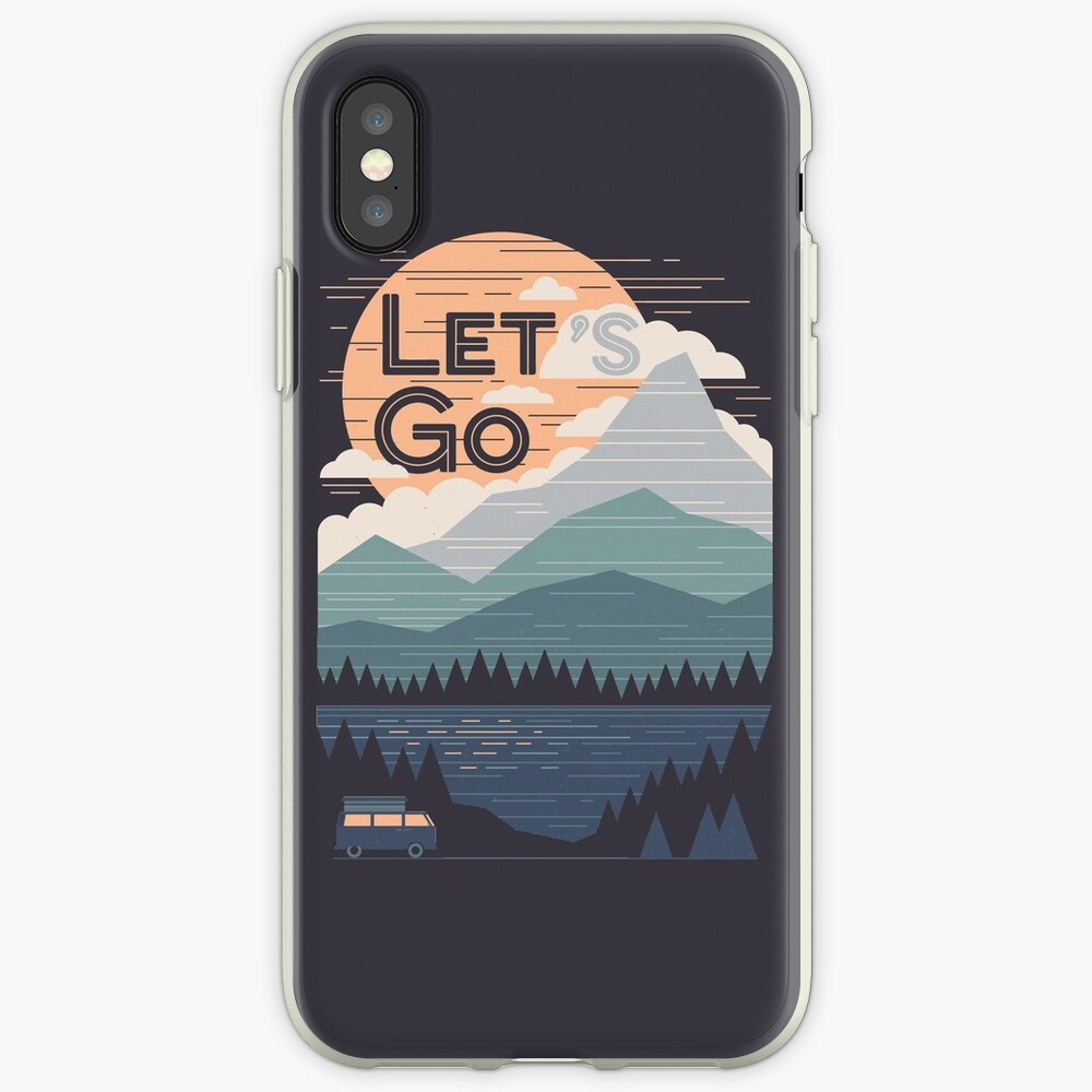 Let's Go iPhone Cases & Covers