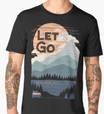 Let's Go Men's Premium T-Shirt