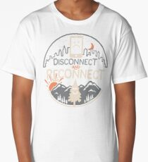 Reconnect Long T-Shirt