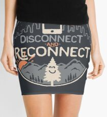 Reconnect Mini Skirt