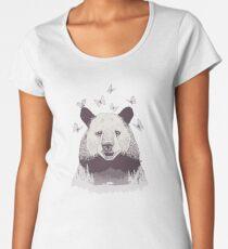 Let's Bear Friends Women's Premium T-Shirt