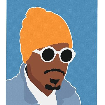 ANDRE 3000 by barneyrobble