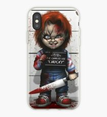 Chucky from Childs play iPhone Case
