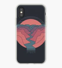 Canyon River iPhone Case