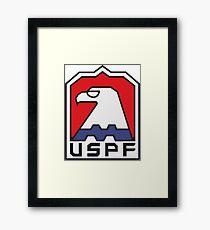 USPF - ESCAPE FROM NEW YORK Framed Print