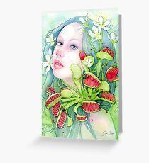 The Venus of Dreams Greeting Card
