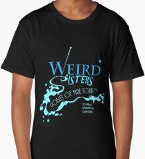 The Weird Sisters Goblet of Fire Tour '94 blue Long T-Shirt