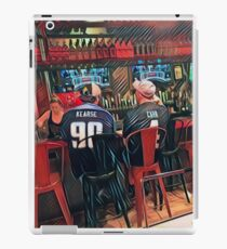 Man cave - football/bar iPad Case/Skin