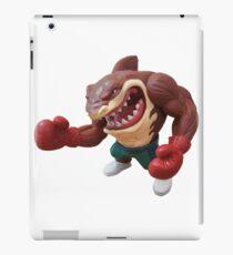 Street Sharks - Big Slammu iPad Case/Skin