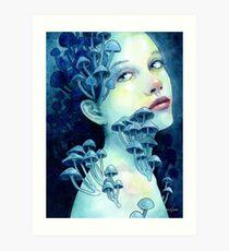 Beauty in the Breakdown Art Print