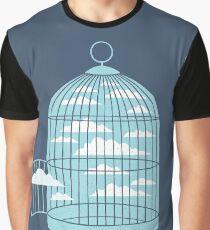 Free as a Bird Graphic T-Shirt
