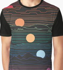 Many Lands Under One Sun Graphic T-Shirt