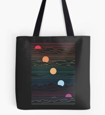 Many Lands Under One Sun Tote Bag