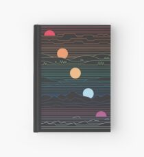 Many Lands Under One Sun Hardcover Journal