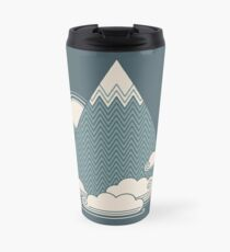 Cloud Mountain Travel Mug