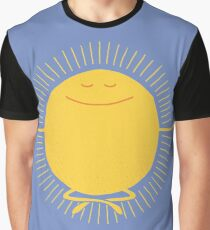 Sun Worshipper Graphic T-Shirt