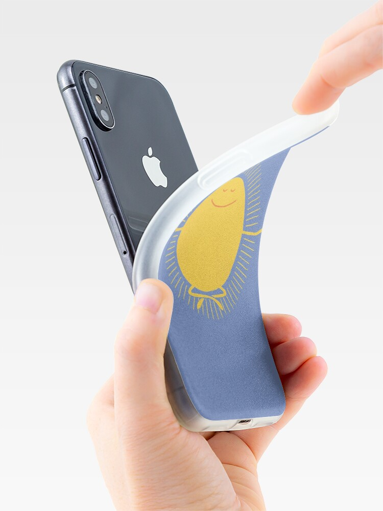 Alternate view of Sun Worshipper iPhone Case & Cover