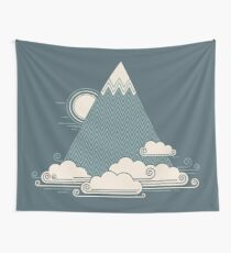 Cloud Mountain Wall Tapestry