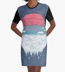 Das große Tauwetter T-Shirt Kleid