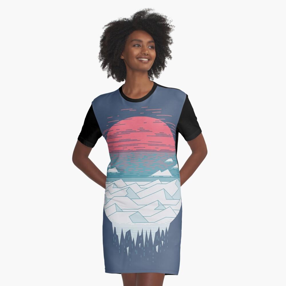 El gran deshielo Vestido camiseta