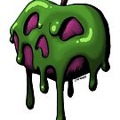 Poison Apple|Inktober by LotMinx